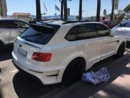 Mansory Carbon Widebody Kit 2016 Tuning Bentley Bentayga 5 190x143 Mansory Widebody Kit für den neuen Bentley Bentayga