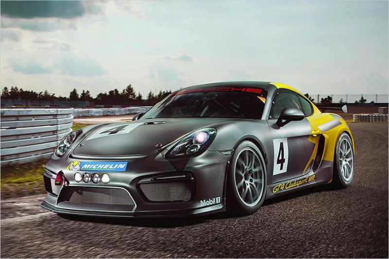 Manthey Racing Porsche Cayman Clubsport MR Tuning 2016 1 Fotostory: Manthey Racing   2016 Porsche Cayman Clubsport MR