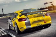 Manthey Racing Porsche Cayman Clubsport MR Tuning 2016 3 190x127 Fotostory: Manthey Racing   2016 Porsche Cayman Clubsport MR