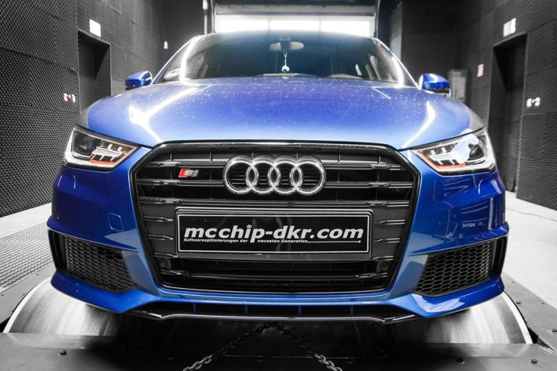 Mcchip DKR Audi A1 S1 Chiptuning 304PS 437 NM 4 Giftzwerg   Mcchip DKR Audi A1 S1 mit 304PS & 437 NM