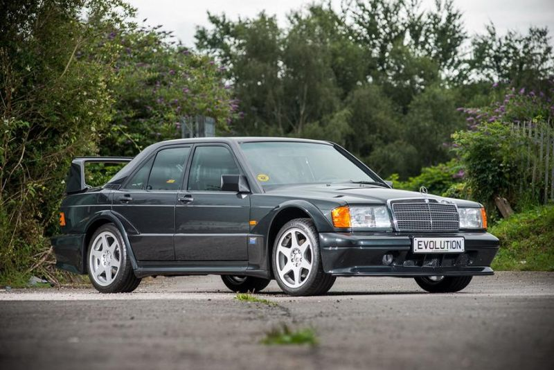 Mercedes 190E 2.5 16 Evolution II Tuning Auktion 2016 6 zu verkaufen: Mercedes 190E 2.5 16 Evolution II   Traumauto