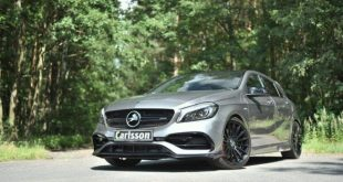 Mercedes AMG A45 4 MATIC Facelift W176 Tuning Carlsson CA45 2016 1 1 e1470658665500 310x165 Mercedes AMG A45 4 MATIC Facelift (W176) als Carlsson CA45