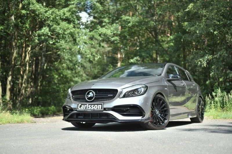 mercedes amg a45 4 matic facelift w176 als carlsson ca45. Black Bedroom Furniture Sets. Home Design Ideas