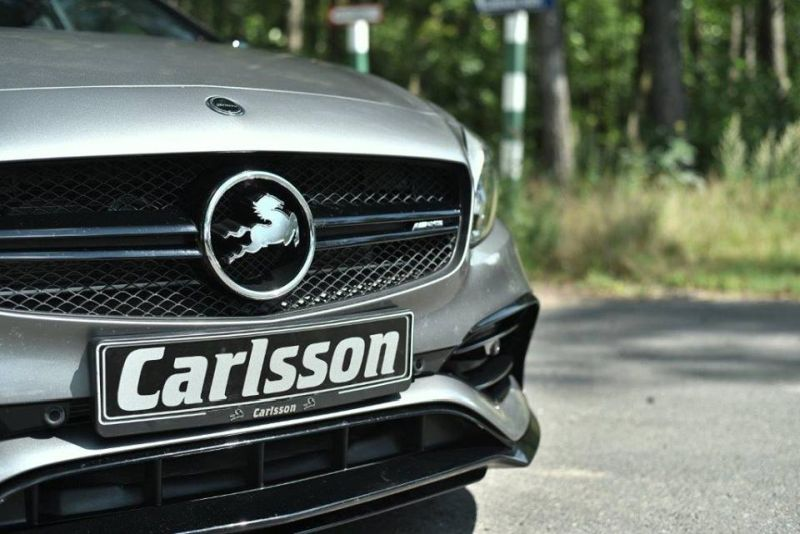 Mercedes AMG A45 4 MATIC Facelift W176 Tuning Carlsson CA45 2016 3 Mercedes AMG A45 4 MATIC Facelift (W176) als Carlsson CA45