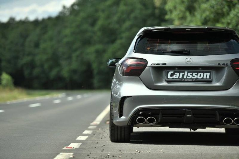 Mercedes AMG A45 4-MATIC Facelift (W176) Tuning Carlsson CA45 2016 (7)