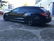 Mercedes Benz CLS63 AMG S Modell 20 Zoll Oxigin 18 Tuning HR 15 190x143 Mercedes Benz CLS63 AMG S Modell auf 20 Zoll Oxigin 18 Alu's