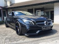 Mercedes Benz CLS63 AMG S Modell 20 Zoll Oxigin 18 Tuning HR 16 190x143 Mercedes Benz CLS63 AMG S Modell auf 20 Zoll Oxigin 18 Alu's