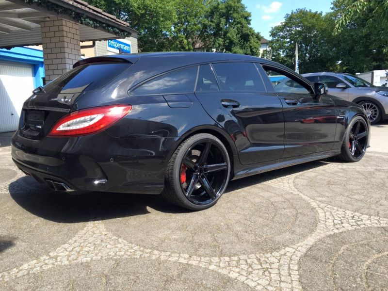 Mercedes Benz CLS63 AMG S Modell 20 Zoll Oxigin 18 Tuning HR 20 Mercedes Benz CLS63 AMG S Modell auf 20 Zoll Oxigin 18 Alu's