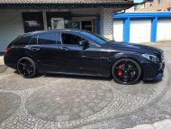 Mercedes Benz CLS63 AMG S Modell 20 Zoll Oxigin 18 Tuning HR 3 190x143 Mercedes Benz CLS63 AMG S Modell auf 20 Zoll Oxigin 18 Alu's