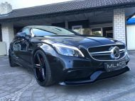 Mercedes Benz CLS63 AMG S Modell 20 Zoll Oxigin 18 Tuning HR 5 190x143 Mercedes Benz CLS63 AMG S Modell auf 20 Zoll Oxigin 18 Alu's