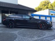Mercedes Benz CLS63 AMG S Modell 20 Zoll Oxigin 18 Tuning HR 8 190x143 Mercedes Benz CLS63 AMG S Modell auf 20 Zoll Oxigin 18 Alu's
