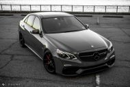 Mercedes Benz E63 AMG W212 Tuning HRE R101 3 190x127 Potente Limo   Mercedes Benz E63 AMG auf HRE R101 Alufelgen
