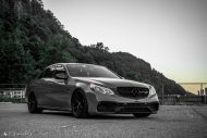 Mercedes Benz E63 AMG W212 Tuning HRE R101 8 190x127 Potente Limo   Mercedes Benz E63 AMG auf HRE R101 Alufelgen