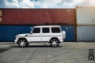 Mercedes Benz G550 Niche Road Wheels Tuning Exclusive Motoring 1 190x127 Auffällig   Mercedes Benz G550 auf NRW Alu's by Exclusive Motoring