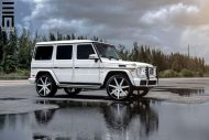 Mercedes Benz G550 Niche Road Wheels Tuning Exclusive Motoring 10 190x127 Auffällig   Mercedes Benz G550 auf NRW Alu's by Exclusive Motoring