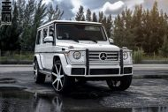 Mercedes Benz G550 Niche Road Wheels Tuning Exclusive Motoring 12 190x127 Auffällig   Mercedes Benz G550 auf NRW Alu's by Exclusive Motoring