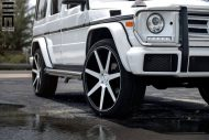 Mercedes Benz G550 Niche Road Wheels Tuning Exclusive Motoring 13 190x127 Auffällig   Mercedes Benz G550 auf NRW Alu's by Exclusive Motoring