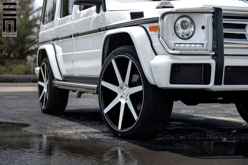 Mercedes-Benz G550 Niche Road Wheels Tuning Exclusive Motoring (13)