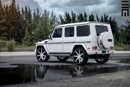 Mercedes Benz G550 Niche Road Wheels Tuning Exclusive Motoring 4 190x127 Auffällig   Mercedes Benz G550 auf NRW Alu's by Exclusive Motoring