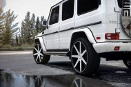 Mercedes Benz G550 Niche Road Wheels Tuning Exclusive Motoring 6 190x127 Auffällig   Mercedes Benz G550 auf NRW Alu's by Exclusive Motoring