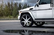 Mercedes Benz G550 Niche Road Wheels Tuning Exclusive Motoring 7 190x124 Auffällig   Mercedes Benz G550 auf NRW Alu's by Exclusive Motoring