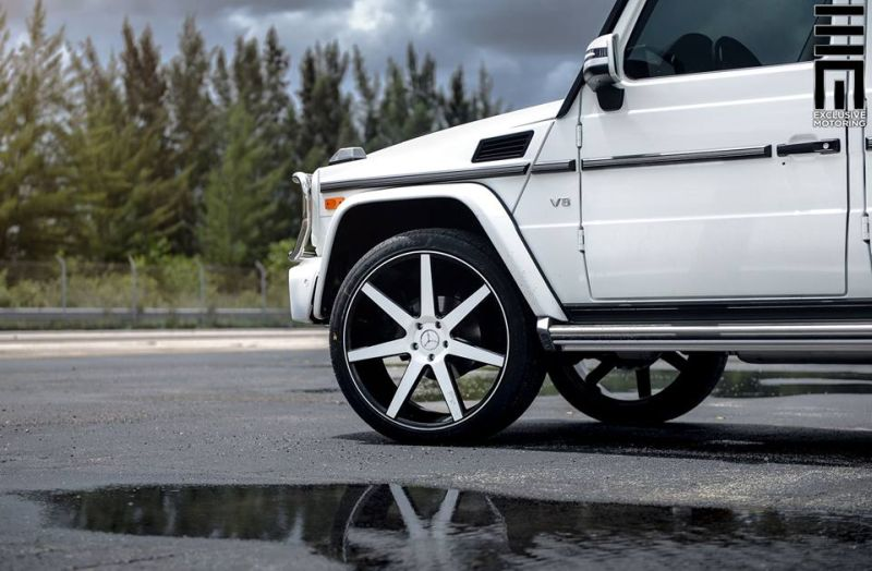 Mercedes-Benz G550 Niche Road Wheels Tuning Exclusive Motoring (7)