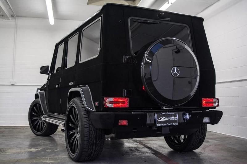 Mercedes-Benz G63 AMG Tuning Kylie Jenner Forgiato Wheels Samt (13)