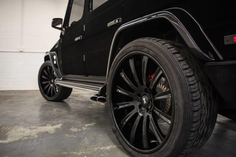 Mercedes-Benz G63 AMG Tuning Kylie Jenner Forgiato Wheels Samt (17)