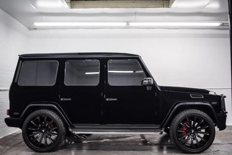Mercedes-Benz G63 AMG Tuning Kylie Jenner Forgiato Wheels Samt (2)