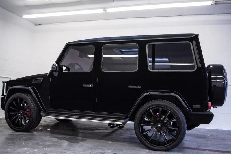 Mercedes-Benz G63 AMG Tuning Kylie Jenner Forgiato Wheels Samt (3)