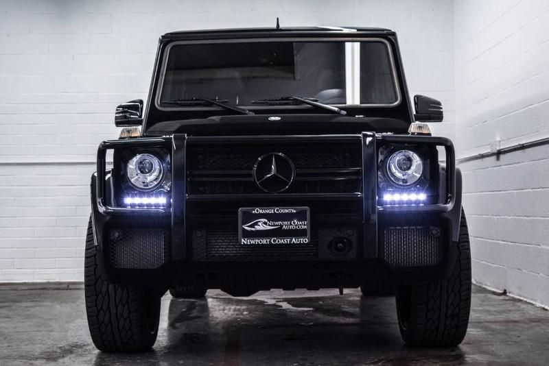 Mercedes-Benz G63 AMG Tuning Kylie Jenner Forgiato Wheels Samt (34)