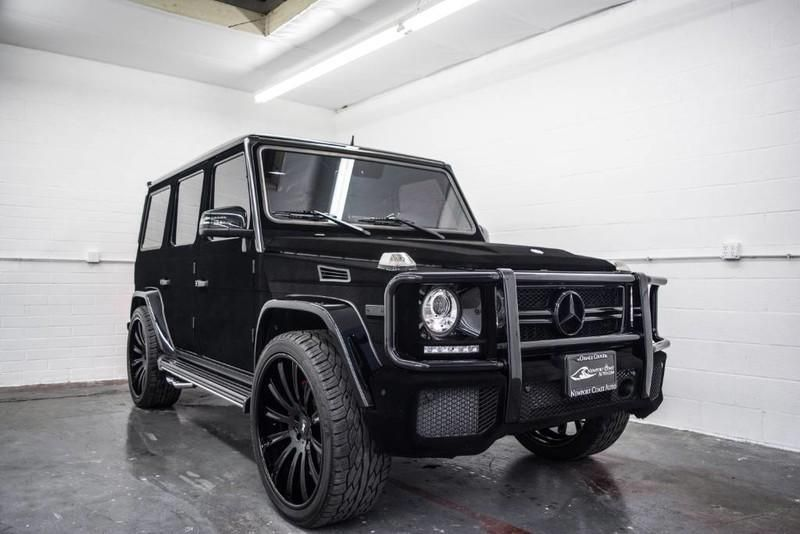 Mercedes-Benz G63 AMG Tuning Kylie Jenner Forgiato Wheels Samt (4)