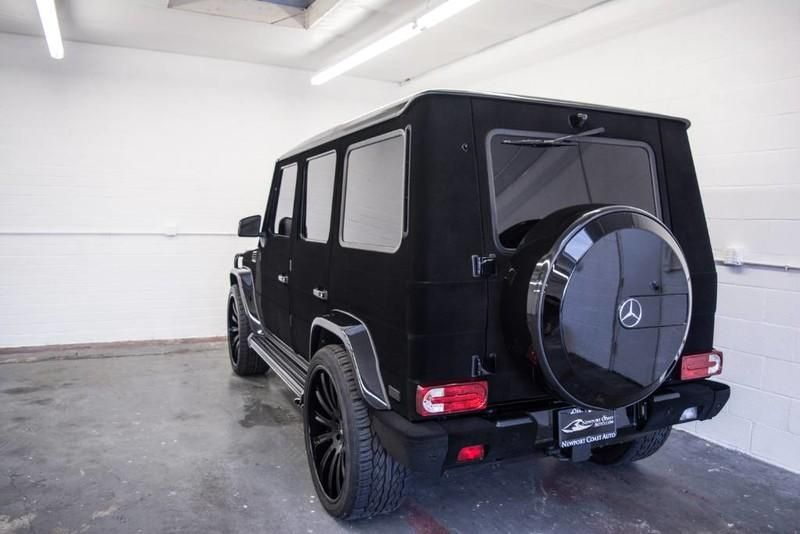Mercedes-Benz G63 AMG Tuning Kylie Jenner Forgiato Wheels Samt (57)