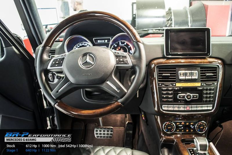 Mercedes G65 AMG Chiptuning BR-Performance (6)