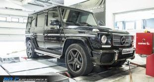 Mercedes G65 AMG Chiptuning BR Performance 7 1 e1472017943500 310x165 Mächtig Druck   Mercedes G65 AMG mit 640PS by BR Performance