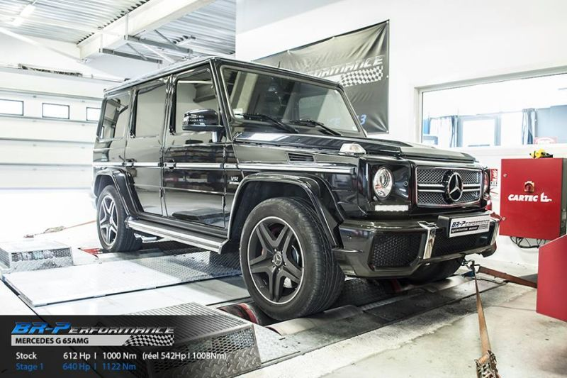 Mercedes G65 AMG Chiptuning BR-Performance (7)