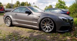 Mercedes SL R230 Widebody 20 Zoll Livani FL1 Tuning 2 1 e1472557677452 310x165 Widebody Mercedes S600 V12 Biturbo by FL Exclusiv Carstyling