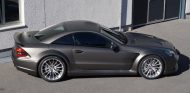 Mercedes SL65 AMG Black Series HRE P103 tuning 2 190x93 Mercedes SL65 AMG Black Series auf HRE P103 Alu's by cartech.ch