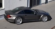 Mercedes SL65 AMG Black Series HRE P103 tuning 4 190x102 Mercedes SL65 AMG Black Series auf HRE P103 Alu's by cartech.ch