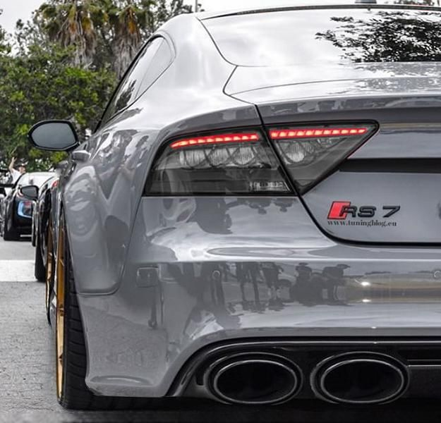 Nardo Grau Audi A7 RS7 Widebody tuningblog.eu 1 Nardograuer Audi A7 RS7 Widebody by tuningblog.eu