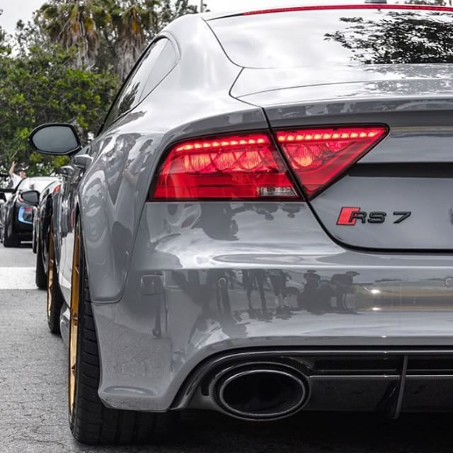 Nardo Grau Audi A7 RS7 Widebody tuningblog.eu 2 Nardograuer Audi A7 RS7 Widebody by tuningblog.eu