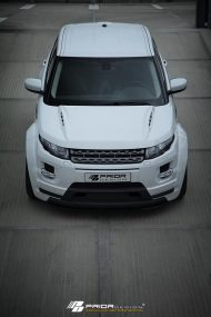 PD650 Widebody Aerodynamik Kit RANGE ROVER EVOQUE 5D Tuning 15 Kopie 190x285 Fotostory: Prior Design Widebody Land Rover Range Rover Evoque