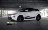 PD650 Widebody Aerodynamik Kit RANGE ROVER EVOQUE 5D Tuning 7 Kopie 190x119 Fotostory: Prior Design Widebody Land Rover Range Rover Evoque