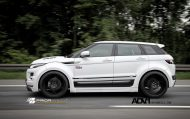 PD650 Widebody Aerodynamik Kit RANGE ROVER EVOQUE 5D Tuning 9 Kopie 190x119 Fotostory: Prior Design Widebody Land Rover Range Rover Evoque
