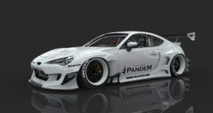 Pandem 86V3 Toyota GT86 Tuning Widebody Dress 1 1 e1470630319310 310x165 Camber Style und Widebody Kit am Toyota GT86 Coupe