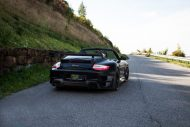Porsche 997 Turbo S Cabrio TECHART GTstreet R 620PS 2 190x127 Fotostory: Porsche 997 Turbo S Cabrio als TECHART GTstreet R mit 620PS