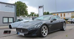 Rennen Forged R6 X Concave Tuning MD Maserati Granturismo Sport 1 1 310x165 Widebody Mercedes CLS W218 Shooting Brake by M&D