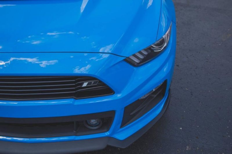 Roush Performance Ford Mustang RS-1 RS-2 RS-3 Blau Tuning 2017 (10)