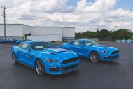 Roush Performance Ford Mustang RS 1 RS 2 RS 3 Blau Tuning 2017 3 190x127 Fotostory: 2 x Roush Performance Ford Mustang's in Blau