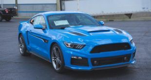 Roush Performance Ford Mustang RS 1 RS 2 RS 3 Blau Tuning 2017 5 1 310x165 Mächtig   Ford Focus RS by Roush Performance mit 500PS
